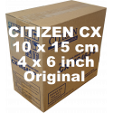 Mediaset Citizen CX Original - 10x15 cm / 4x6 inch - 2x400 Prints