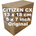 Mediaset Citizen CX Original - 13x18 cm / 5x7 inch - 2x230 Prints