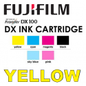 Fuji DX100 Ink Cartridge Yellow 200 ml