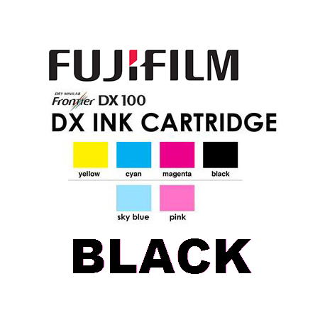 Fuji DX100 Ink Cartridge Black 200 ml