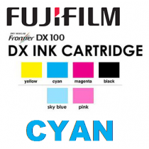 Fuji DX100 Ink Cartridge Cyan 200 ml