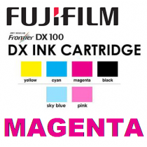 Fuji DX100 Ink Cartridge Magenta 200 ml