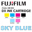 Fuji DX100 Ink Cartridge Sky Blue 200 ml
