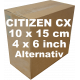 Mediaset Citizen CX Alternativ - 10x15 cm / 4x6 inch - 2x400 Prints