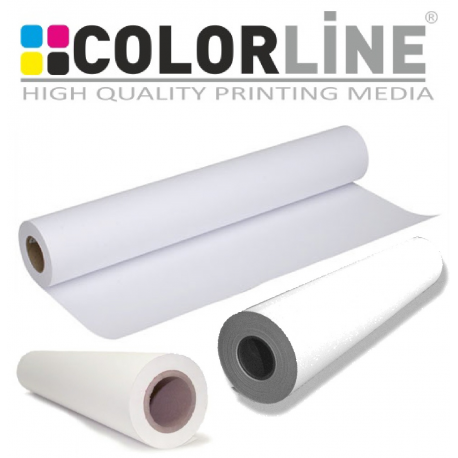 Colorline - Photo-Paper, 330gsm, Leinwand,, 24 Zoll, 30 m.