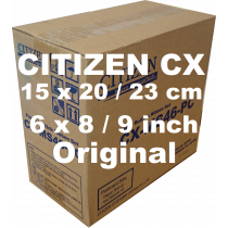 Mediaset Citizen CX Original - 15x20/23cm / 6x8/9 inch - 2x180 Prints