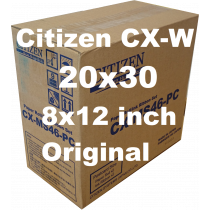 Mediaset Citizen CX-W- 20x30cm / 8x12 inch - 2x110 Prints