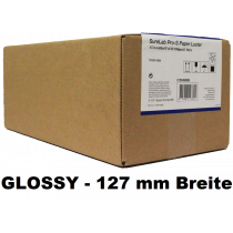 "Sure Lab Pro-S Paper Glossy 5""x65 2 rolls (127mm)"