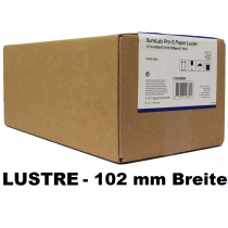 "Sure Lab Pro-S Paper Lustre 4""x65 2 rolls (102mm)"