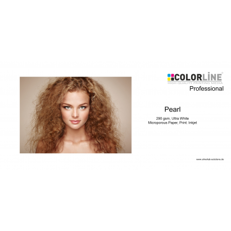 Colorline - Photo-Paper, 290 gsm, pearl, 24 Zoll, 30 m.
