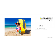 Colorline - Photo-Paper, 240gsm, glanz, A4, 100 Blatt