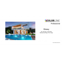 Colorline - Photo-Paper, 255 gsm, Glanz, A4, 100 Blatt