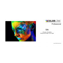 Colorline - Photo-Paper, 270 gsm, Seidenraster, A4, 100 Blatt
