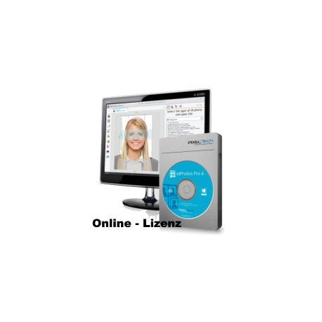 ID Photos Pro Software - Full License (ESD)